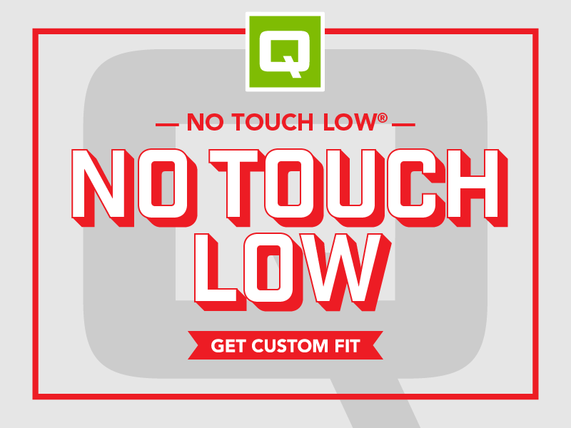 Q No Touch Low